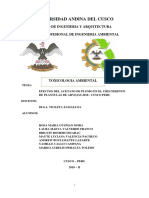 Universidad-Andina-Del-cusco Acetato de Plomo II Aporte Mark Terminado Ya