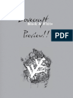 Lovecraft Black & White - Free Preview