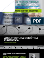 Arquitectura Domótica e Inmótica (1)