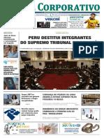 Jornal Corporativo Número 3019 de 21,22 e 23 de dezembro de 2018