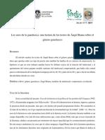 ángel Rama- los usos de la gauchesca.pdf
