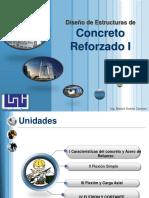 Diseño de Estructuras de Concreto Reforzado I