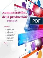 Produccion Pronaca IIparcial (PN)