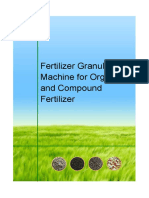 Fertilizer Granulating Machine for Fertilizer.pdf