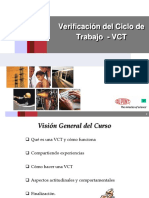 VCT Presentación de Participantes