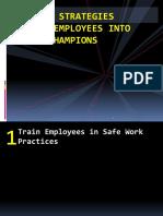7 Proven Strategic Leadership Safety
