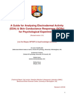 Electrodermal Act Very Important
