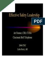 208105224 Safety Leadership