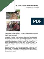 Guwahati Report