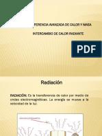 Radiacíon