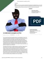 Prado - Criminalidad Organizada