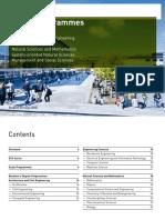 ETH Zurich Study Programmes