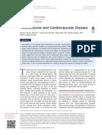 Testosterone and Cardiovascular Disease