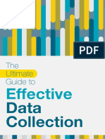 Guide to Data Collection