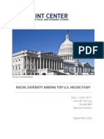 Racial Diversity Among Top US House Staff 9-11-18 245pm