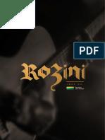 Catalogo Rozini