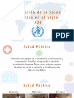 Salud Publica Siglo XXI