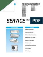 MH 18 19 VP2X Service Manual