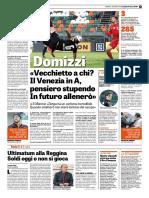 La Gazzetta Dello Sport 21-12-2018 - Serie B