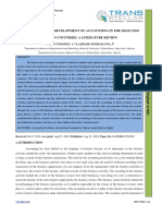 AN EVOLUTION AND DEVELOPMENT OF ACCOUNTING IN THE SELECTED AFRICAN COUNTRIES