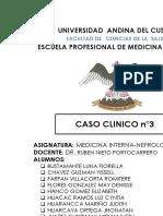 CASO CLINICO N°4 NEFROLOGIA
