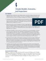 CSSR Ch4 Climate Models Scenarios Projections
