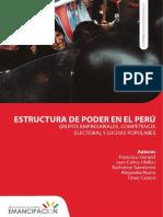Estructura de Poder en El Perú