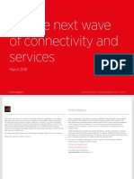 IoT the Next Wave of Connectivity and Services