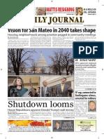 San Mateo Daily Journal 12-21-18 Edition