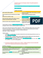 Biochem Notes