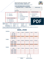 Ficha de Disponibilidad de Docentes Enero Marzo 2019