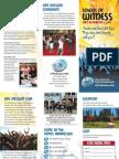 ICPE Mission USA School of Witness Brochure