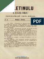 Ediţiune Oficială, Nr. 02, 1861