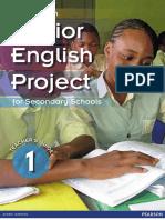 Senior English Project for Secondary Schools 1 TG Full PDF