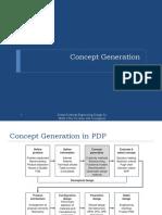 Chap6 - Concept Generation