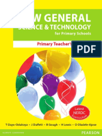 New General Science and Technology for Primary 1 Teacher's Guide Full PDF