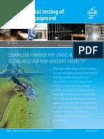 e1188 Environmental Testing of Aerospace Equip