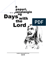Songs - Days with our Lord