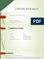 Morning Report Stase Mata