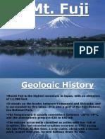 Japanese Volcanoes (1)