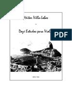 Estudios Villalobos