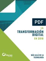 Cibernos TD eBook Transformación Digital 2018