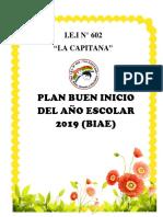 Buen Inicio Del Año Escolar 2019 por Jesus Jeri Ramirez