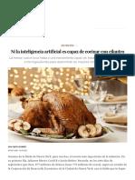 Ni la inteligencia artificial es capaz de cocinar con cilantro _ BuenaVida _ EL PAÍS.pdf
