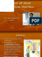 Know all about Infectious Diarrhea by Dr. Arun Aggarwal