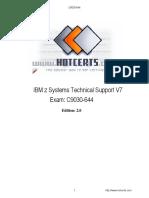 C8010-250 IBM Sterling Order Management V9.4 Implementation