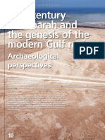 8th-Century Al Zubarah and the Genesis o