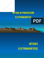 7. METODO ELECTROMAGNETICO