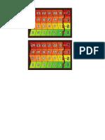Chain Cards Keyforge