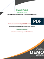 Happy New Year 2019 - Purchase Valid CheckPoint 156-215.80 Exam Dumps And Get 20% Discount